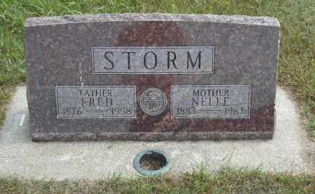 STORM, FRED - Antelope County, Nebraska | FRED STORM - Nebraska Gravestone Photos