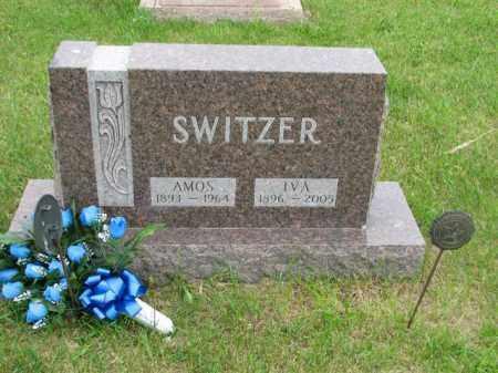 BABCOCK SWITZER, GERTRUDE IVA - Antelope County, Nebraska | GERTRUDE IVA BABCOCK SWITZER - Nebraska Gravestone Photos