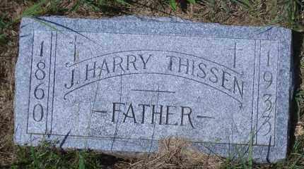 THISSEN, J HENRY - Antelope County, Nebraska   J HENRY THISSEN - Nebraska Gravestone Photos