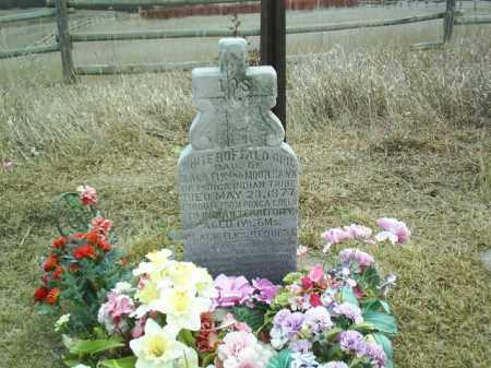 UNKNOWN, WHITE BUFFALO GIRL - Antelope County, Nebraska | WHITE BUFFALO GIRL UNKNOWN - Nebraska Gravestone Photos