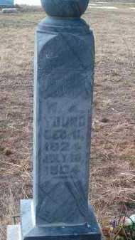 YOUNG, W.A. - Antelope County, Nebraska | W.A. YOUNG - Nebraska Gravestone Photos