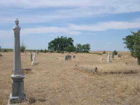 *GABE ROCK CEMETERY, VIEW OF - Banner County, Nebraska | VIEW OF *GABE ROCK CEMETERY - Nebraska Gravestone Photos