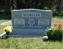 ZELLER MCCREATH, HELEN A. - Blaine County, Nebraska | HELEN A. ZELLER MCCREATH - Nebraska Gravestone Photos