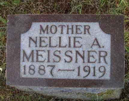 MEISSNER, NELLIE A. - Blaine County, Nebraska | NELLIE A. MEISSNER - Nebraska Gravestone Photos