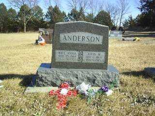 ANDERSON, JOHN - Boone County, Nebraska | JOHN ANDERSON - Nebraska Gravestone Photos