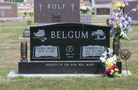 BELGUM, GORDON G. - Boone County, Nebraska | GORDON G. BELGUM - Nebraska Gravestone Photos