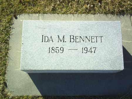 BENNETT, IDA - Boone County, Nebraska | IDA BENNETT - Nebraska Gravestone Photos