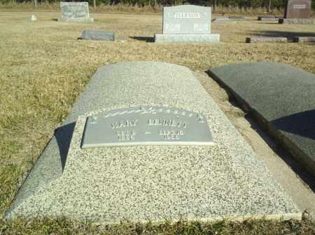 BENNETT, MARY - Boone County, Nebraska | MARY BENNETT - Nebraska Gravestone Photos