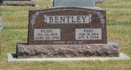 BENTLEY, PEARL - Boone County, Nebraska | PEARL BENTLEY - Nebraska Gravestone Photos
