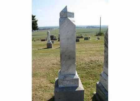 BABCOCK CLARK, MARY T - Boone County, Nebraska | MARY T BABCOCK CLARK - Nebraska Gravestone Photos