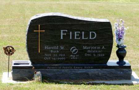 BILSTEIN FIELD, MARJORIE A. - Boone County, Nebraska   MARJORIE A. BILSTEIN FIELD - Nebraska Gravestone Photos