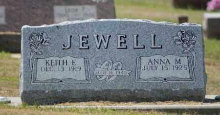 CHRISTO JEWELL, ANNA M. - Boone County, Nebraska | ANNA M. CHRISTO JEWELL - Nebraska Gravestone Photos