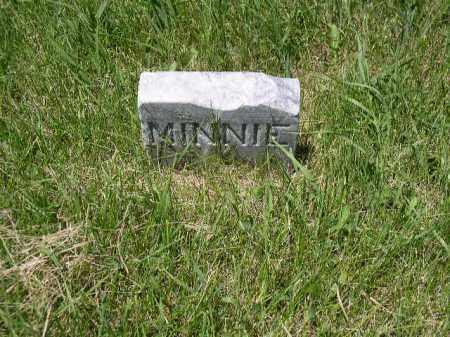 KLASSEN, MINNIE LUDASSEN - Boone County, Nebraska   MINNIE LUDASSEN KLASSEN - Nebraska Gravestone Photos