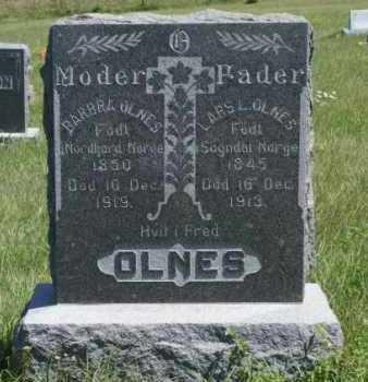 OLNES, LARS L. - Boone County, Nebraska   LARS L. OLNES - Nebraska Gravestone Photos