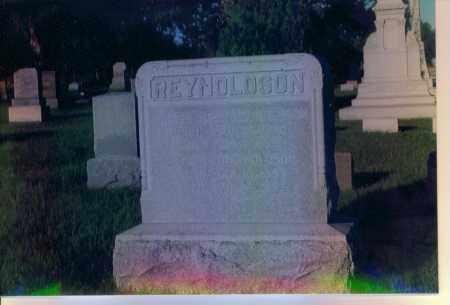 REYNOLDSON, JENNIE - Boone County, Nebraska | JENNIE REYNOLDSON - Nebraska Gravestone Photos