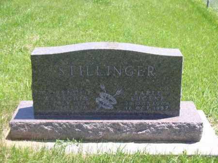 STILLINGER, FLORENCE EMMA - Boone County, Nebraska | FLORENCE EMMA STILLINGER - Nebraska Gravestone Photos