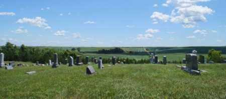 *VIEW, CEMETERY - Boone County, Nebraska | CEMETERY *VIEW - Nebraska Gravestone Photos