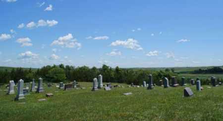 *VIEW, CEMETERY - Boone County, Nebraska   CEMETERY *VIEW - Nebraska Gravestone Photos