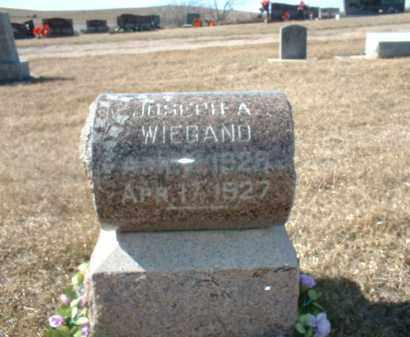 WIEGAND, JOSEPH - Boone County, Nebraska | JOSEPH WIEGAND - Nebraska Gravestone Photos
