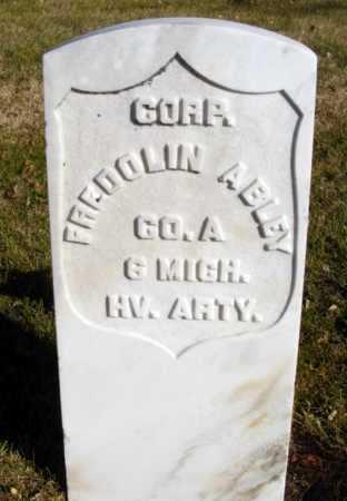 ABLEY, FREDOLIN - Box Butte County, Nebraska   FREDOLIN ABLEY - Nebraska Gravestone Photos