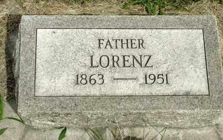 ACKER, LORENZ - Box Butte County, Nebraska | LORENZ ACKER - Nebraska Gravestone Photos