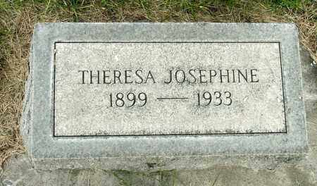 ACKER, THERESA JOSEPHINE - Box Butte County, Nebraska | THERESA JOSEPHINE ACKER - Nebraska Gravestone Photos