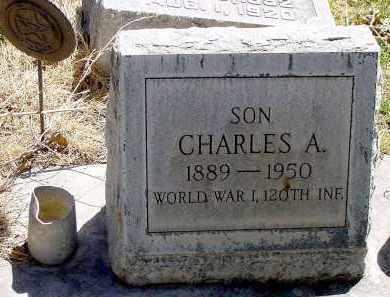 ACKERMAN, CHARLES A. - Box Butte County, Nebraska | CHARLES A. ACKERMAN - Nebraska Gravestone Photos
