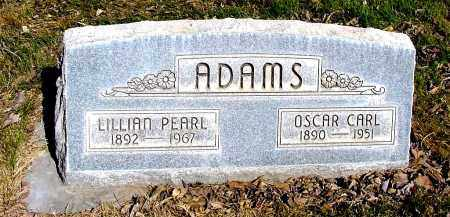 ADAMS, LILLIAN PEARL - Box Butte County, Nebraska | LILLIAN PEARL ADAMS - Nebraska Gravestone Photos