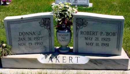 AKERT, DONNA J. - Box Butte County, Nebraska | DONNA J. AKERT - Nebraska Gravestone Photos