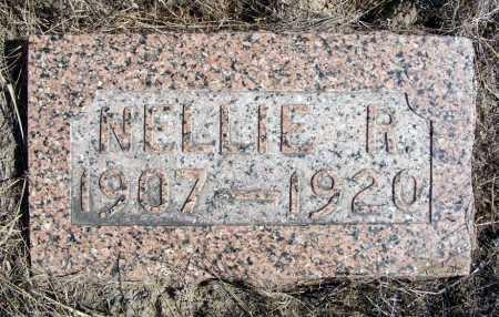ALBRIGHT, NELLIE R. - Box Butte County, Nebraska | NELLIE R. ALBRIGHT - Nebraska Gravestone Photos