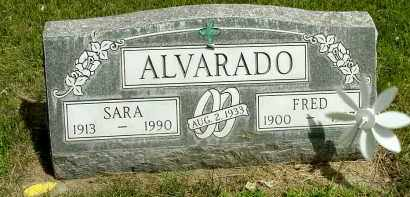 ALVARADO, FRED - Box Butte County, Nebraska | FRED ALVARADO - Nebraska Gravestone Photos
