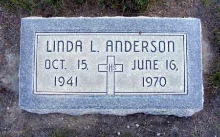 PLANANSKY ANDERSON, LINDA L. - Box Butte County, Nebraska | LINDA L. PLANANSKY ANDERSON - Nebraska Gravestone Photos