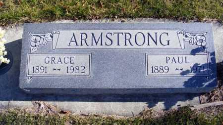 ARMSTRONG, GRACE - Box Butte County, Nebraska | GRACE ARMSTRONG - Nebraska Gravestone Photos