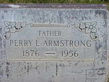 ARMSTRONG, PERRY L. - Box Butte County, Nebraska | PERRY L. ARMSTRONG - Nebraska Gravestone Photos