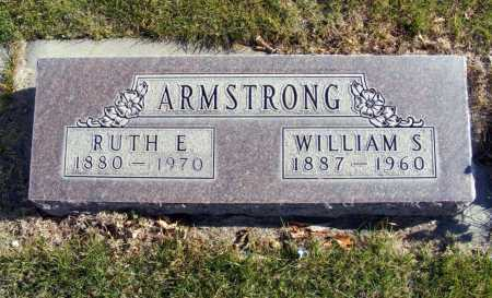 ARMSTRONG, WILLIAM S. - Box Butte County, Nebraska | WILLIAM S. ARMSTRONG - Nebraska Gravestone Photos