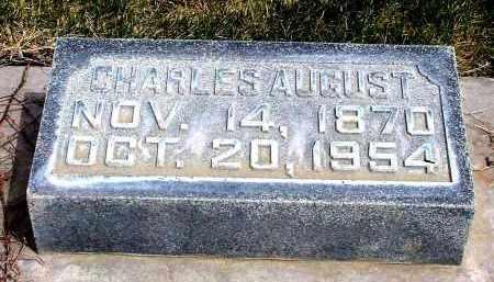 AVERY, CHARLES AUGUST - Box Butte County, Nebraska | CHARLES AUGUST AVERY - Nebraska Gravestone Photos