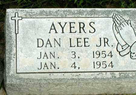 AYERS, DAN LEE JR. - Box Butte County, Nebraska   DAN LEE JR. AYERS - Nebraska Gravestone Photos