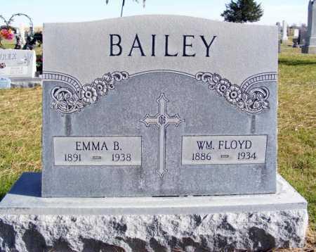 BARTOS BAILEY, EMMA B. - Box Butte County, Nebraska   EMMA B. BARTOS BAILEY - Nebraska Gravestone Photos