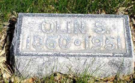 BAKER, OLIN S. - Box Butte County, Nebraska | OLIN S. BAKER - Nebraska Gravestone Photos