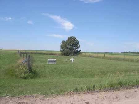 *BALL CEMETERY, VIEW OF - Box Butte County, Nebraska | VIEW OF *BALL CEMETERY - Nebraska Gravestone Photos