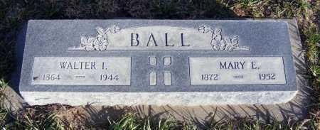 BALL, MARY E. - Box Butte County, Nebraska   MARY E. BALL - Nebraska Gravestone Photos