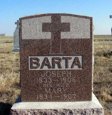 BARTA, MARY - Box Butte County, Nebraska   MARY BARTA - Nebraska Gravestone Photos