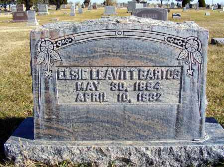 BARTOS, ELSIE M. - Box Butte County, Nebraska | ELSIE M. BARTOS - Nebraska Gravestone Photos