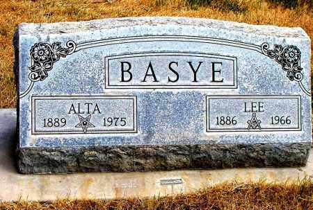 BASYE, ALTA - Box Butte County, Nebraska | ALTA BASYE - Nebraska Gravestone Photos