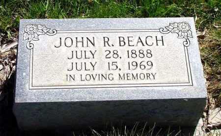 BEACH, JOHN R. - Box Butte County, Nebraska   JOHN R. BEACH - Nebraska Gravestone Photos