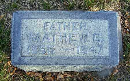 BEAUMONT, MATHEW C. - Box Butte County, Nebraska | MATHEW C. BEAUMONT - Nebraska Gravestone Photos