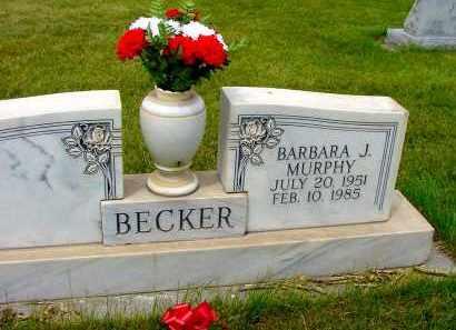 BECKER, BARBARA J. - Box Butte County, Nebraska | BARBARA J. BECKER - Nebraska Gravestone Photos