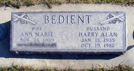 BEDIENT, ANN MARIE - Box Butte County, Nebraska | ANN MARIE BEDIENT - Nebraska Gravestone Photos