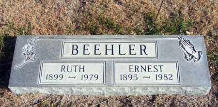 BATCHELOR BEEHLER, RUTH MAY - Box Butte County, Nebraska | RUTH MAY BATCHELOR BEEHLER - Nebraska Gravestone Photos