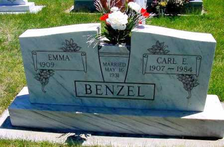 BENZEL, CARL E. - Box Butte County, Nebraska | CARL E. BENZEL - Nebraska Gravestone Photos
